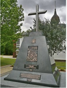 Australia monument to the Holodomor victoms