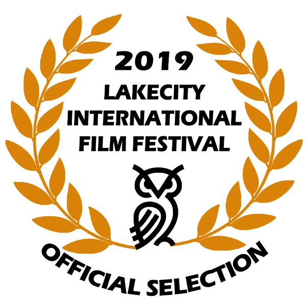 Official Selection laurel - 4th Lake City International Film Festival 2019